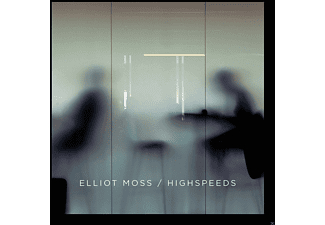 Elliot Moss - Highspeeds (Lp+Cd) [LP + Bonus-CD]