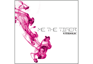 Me The Tiger - Vitriolic [CD]