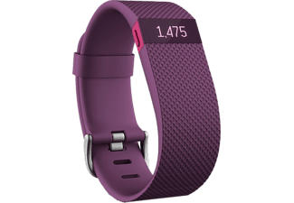 FITBIT Charge HR - Lila (Liten)