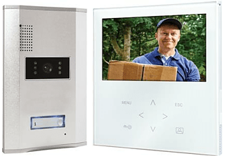 SMARTWARES VD71W video-intercom