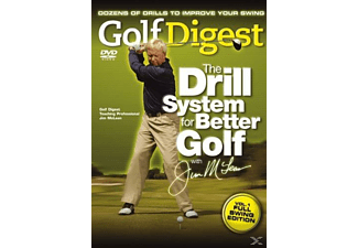 Golf Digest - The Drill System For [DVD]