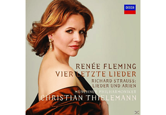 Renée Fleming, Fleming,Renee/Thielemann,Christian/MP - Vier Letzte Lieder [CD]