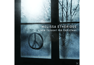 Melissa Etheridge - A New Thought For Christmas [CD]
