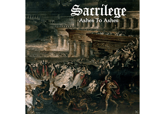 Sacrilege - Ashes To Ashes - (CD)