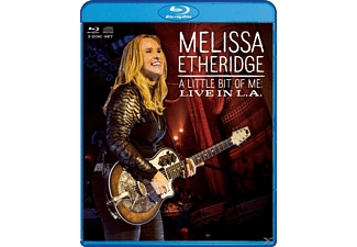 Melissa Etheridge - A Little Bit Of Me: Live In L.A [Blu-ray]