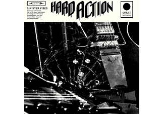 Hard Action - Sinister Vibes - (CD)