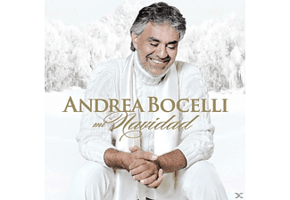 Andrea Bocelli - Mi Navidad (My Christmas Remastered) [CD]