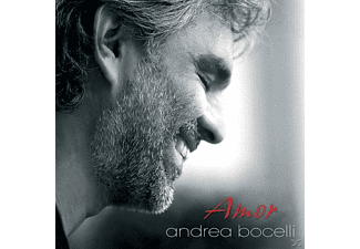 Andrea Bocelli - Amor (Spanish Edition Remastered) [CD]