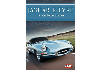 Jaguar E-Type A Celebration - (DVD)
