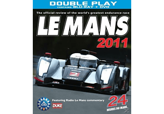 Le Mans Review 2011 Blu-Ray (Combi [Blu-ray]