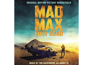 Tom Holkenborg, VARIOUS - Mad Max: Fury Road.. - (Vinyl)