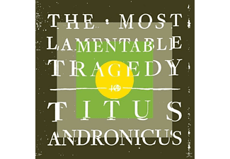 Titus Andronicus - The Most Lamentable Tragedy - (CD)