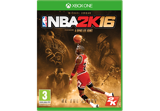 NBA 2K16 Special Edition Xbox One