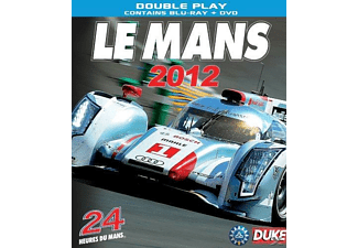 Le Mans 2012 Review Blu-Ray (Double [Blu-ray + DVD]