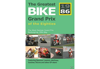 Great Bike Gp Of The 80's - Germany [DVD]