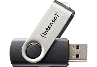 INTENSO 3503470 Basic Line 16 GB, USB-Stick, USB 2.0, USB 2.0, 16 GB