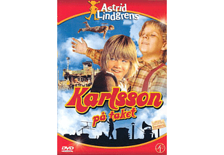 Karlsson på taket Barn DVD