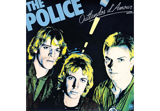The Police - Outlandos D'amour - (Vinyl)
