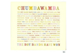 Chumbawamba - The Boy Bands Have Won - (CD)