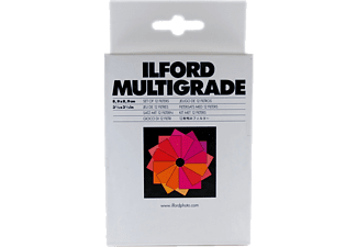 ILFORD Multigrade filter 8,9 x 8,9 cm - 12 st