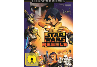 Star Wars Rebels: Staffel 1 [DVD]
