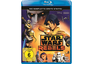 Star Wars Rebels: Staffel 1 [Blu-ray]