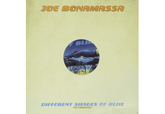 Joe Bonamassa - Different Shades Of Blue (Ltd.Picture Disc) [Vinyl]