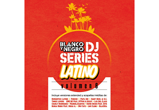 VARIOUS - Blanco Y Negro Dj Series Latino Vol.6 - (CD)