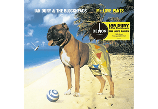 Ian Dury, Blockheads - Mr Love Pants - (Vinyl)