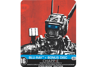 Chappie (Steelbook) | Blu-ray