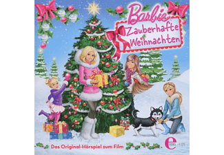 edel germany gmbh barbie zauberhafte weihnachten kinder. Black Bedroom Furniture Sets. Home Design Ideas