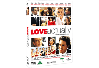 Love actually Komedi DVD
