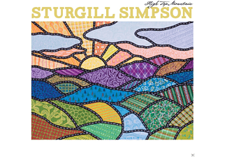 Sturgill Simpson - High Top Mountain (180 Gr.Lp+Mp3) - (LP + Download)