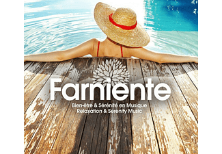 VARIOUS - Farniente-Relaxation & Serenity Music [CD]