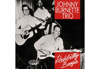 Johnny Burnette - Rockabilly Boogie - (CD)