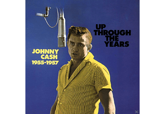 Johnny Cash - 1955-57, Up Through The Years - (CD)