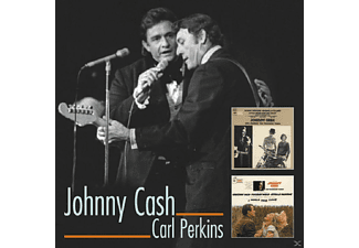 Carl Perkins, Johnny Cash - I Walk The Line/Little Fauss [CD]