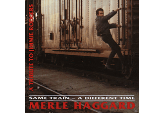 Merle Haggard - Same Train-A Different Time - (CD)