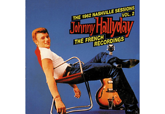 Johnny Hallyday - The 1962 Nashville Sessions Vol.2 - (CD)