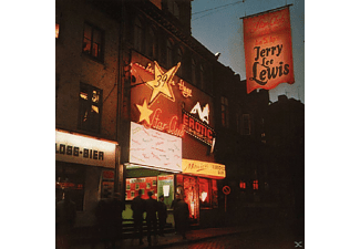 Jerry Lee Lewis - Live At The Starclub Hamburg - (CD)