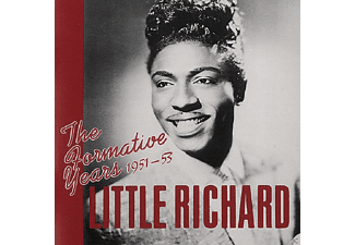 Little Richard - The Formative Years 1951-1953 - (CD)