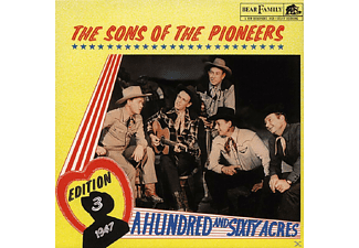The Sons of The Pioneers - A Hundred And Sixty Acres - Vol. 3 (Vinyl LP (nagylemez))