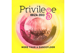 VARIOUS - Privilege Ibiza 2013 - (CD)