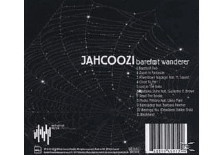 Jahcoozi - Barefoot Wanderer [CD]