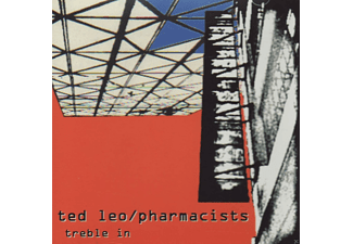 Ted Leo, The Pharmacists - Treble In Trouble Ep [CD]