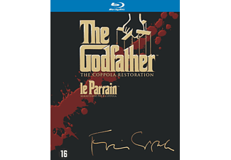 The Godfather Trilogy | Blu-ray
