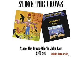 Stone The Crows - Stone The Crows/Ode To John Law - (CD)