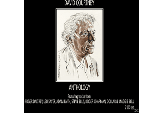 David Courtney - Anthology - (CD)