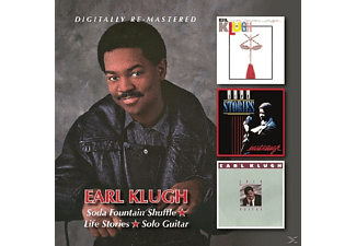 Earl Klugh - Soda Mountain Shuffle/Life Stories/Solo Guitar [CD]