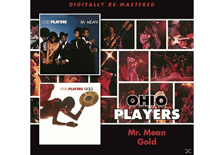 The Ohio Players - Mr.Mean/Gold - (CD)